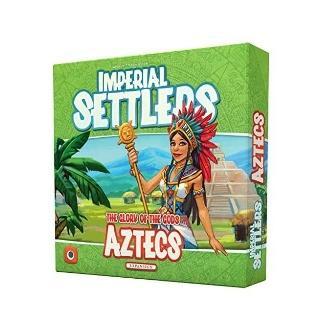 [해외] Games POP00367 Aztecs  Imperial Settlers exp  Multico - Portal Games POP00367 Aztecs  Imperial Settlers exp  Multicoloured