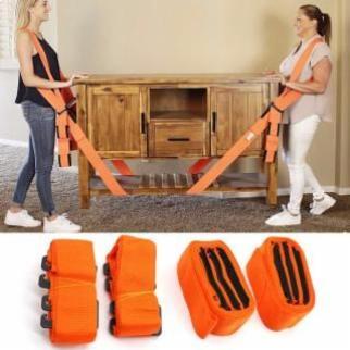 홈 가구 이동 팔뚝 포크 리프트  이동 스트랩 운반 밧줄 운송 shoulder strap 홈 가구 이동