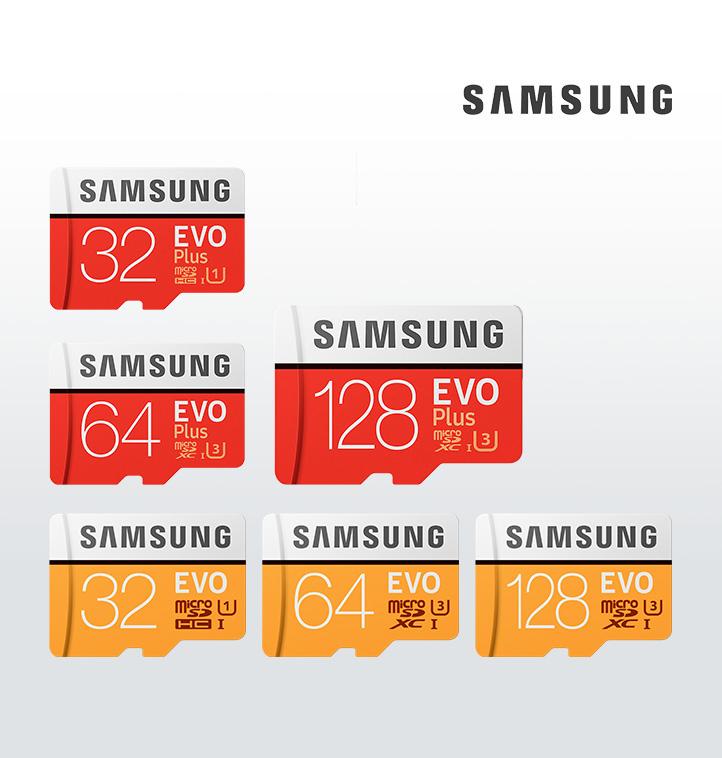 [삼성] 마이크로SD카드
