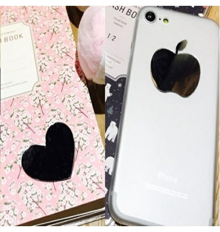 거울스티커 손거울 휴대폰거울 휴대폰미러
