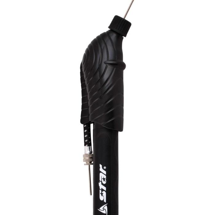 [특가] 스타 3섹션 양방향 볼펌프 XA1084 블랙 FREE - 아디다스 나이키 외 인기브랜드 축구화 가방 용품 기획전
