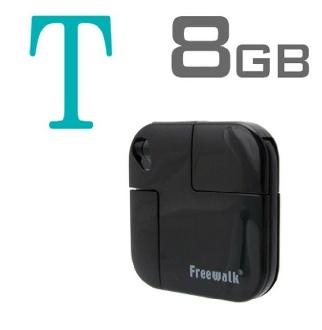 Freewalk 삼성 30핀지원 SMART PRO T형블랙 8GB - 휴대폰 케이블 고속 급속케이블