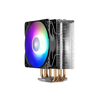 [해외] DEEPCOOL GAMMAXX GT A RGB  CPU Air Cooler  SYNC A RGB Fan and Black Top Cover  Cable or Motherboard - DEEP COOL