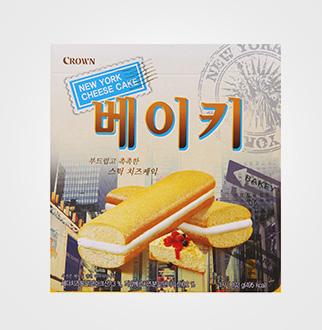 [슈퍼마트]크라운 베이키 102g