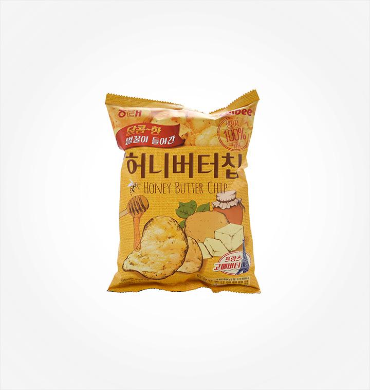 [슈퍼마트] 허니버터칩 60g