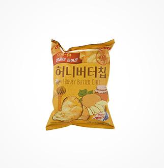 [슈퍼마트]허니버터칩120g
