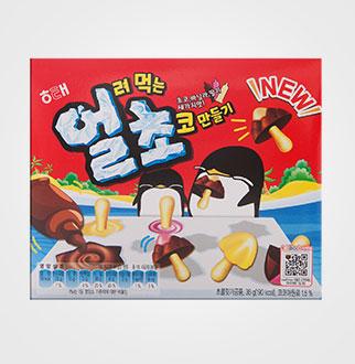 [슈퍼마트]해태 얼려먹는초코만들기36g