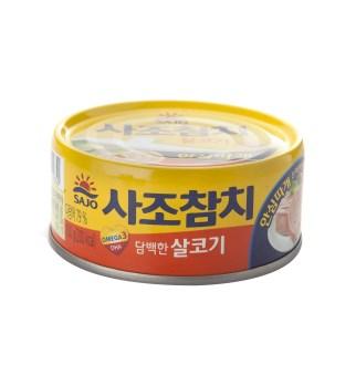 [슈퍼마트]사조 안심따개 살코기참치 100g
