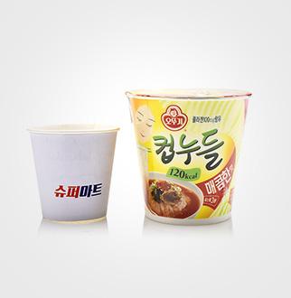 [슈퍼마트]오뚜기 컵누들 매콤한맛 37.8g