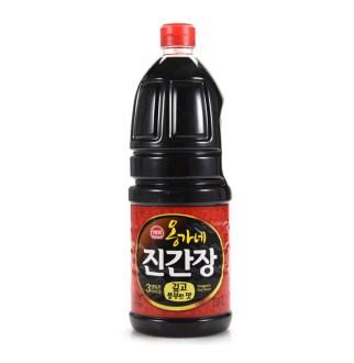 [슈퍼마트] 사조 해표 옹가네 진간장 1.8L
