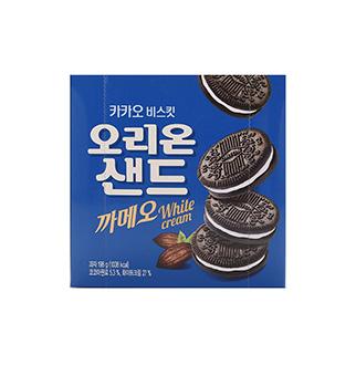 [슈퍼마트]오리온 까메오 198g