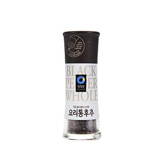 [슈퍼마트]청정원 요리통후추 그라인더 35g
