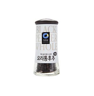 [슈퍼마트]청정원 요리통후추 리필 35g