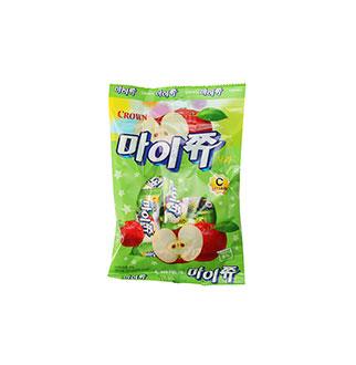 [슈퍼마트]크라운 마이쮸사과 92g
