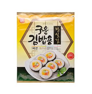 [슈퍼마트]한성 구운김밥용왕실김 20g