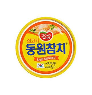 [슈퍼마트]동원참치 라이트스탠다드 210g
