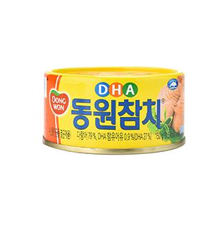[슈퍼마트]동원 DHA참치 150g