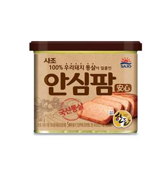 [반값] 사조 안심팜 340g