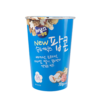 [슈퍼마트]커널스팝콘 뉴슈퍼믹스컵70g