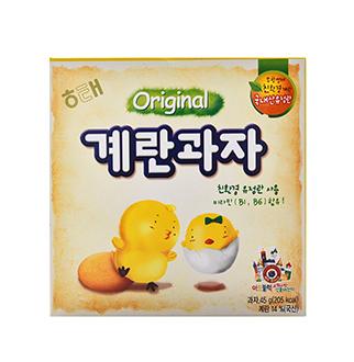 [슈퍼마트]해태 계란과자소45g
