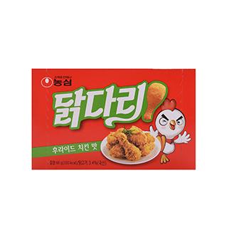 [슈퍼마트]농심 닭다리 후라이드66g