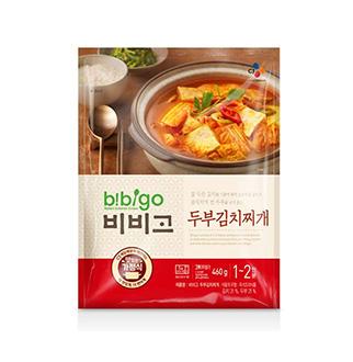 [슈퍼마트] 비비고 두부김치찌개 460g