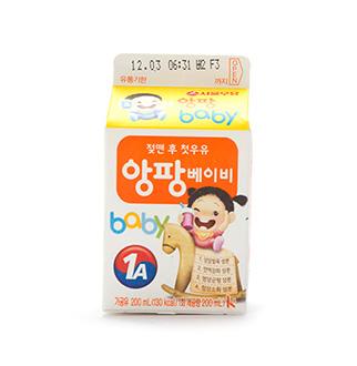 [슈퍼마트]서울우유 앙팡 베이비 200ml * 1개