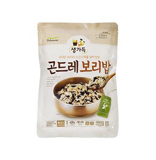 [슈퍼마트]풀무원 곤드레보리밥 420g