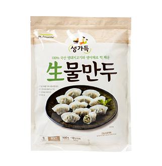 [슈퍼마트]풀무원 생물만두700g