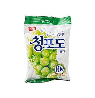 [슈퍼마트]청포도사탕118g
