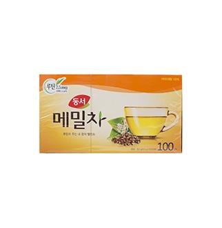 [슈퍼마트]동서식품 메밀차티백 100T (1.5gX100입)