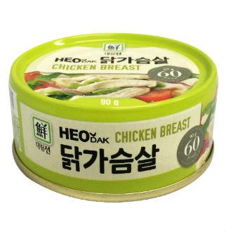 [슈퍼마트]대림선 닭가슴살(캔) 90g