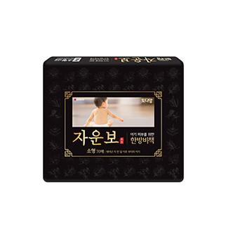 [반값] 토디앙 자운보 본초 소형 70매*3팩