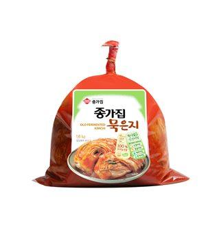 [슈퍼마트]종가집 묵은지김치 1.6kg