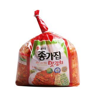 [슈퍼마트]종가집 투명맛김치 1kg