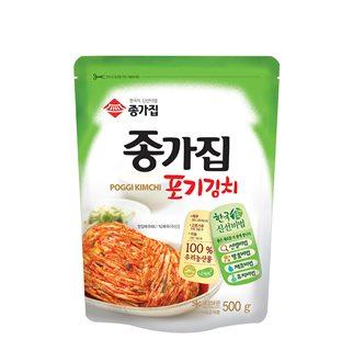 [슈퍼마트]종가집 포기김치 500g