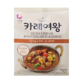 [슈퍼마트]카레여왕마늘&양파가루108g