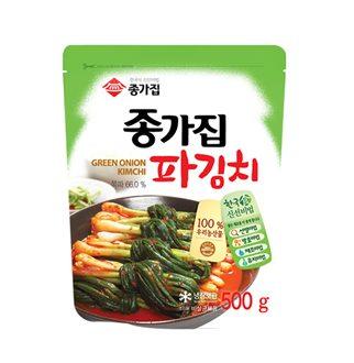 [슈퍼마트]종가집 파김치 500g