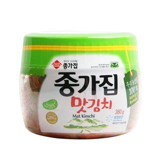 [슈퍼마트]종가집 맛김치 380g