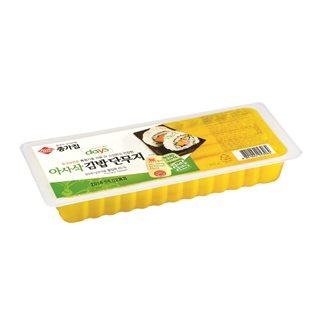 [슈퍼마트]종가집 김밥 단무지 350g