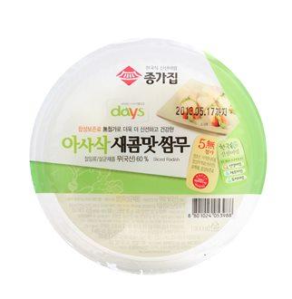 [슈퍼마트]종가집 새콤맛 쌈무 300g