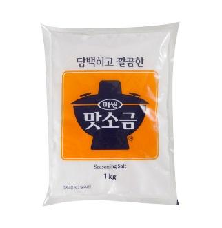[슈퍼마트]청정원 맛소금 1kg