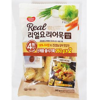 [슈퍼마트]동원 리얼요리 국탕용 260g*2입