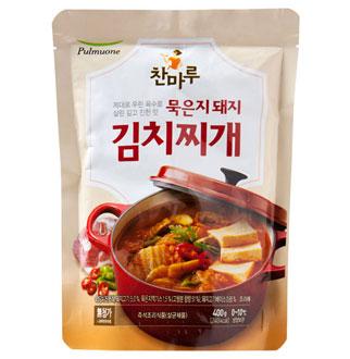 [슈퍼마트]풀무원 묵은지 돼지김치찌개