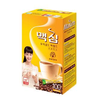 [대용량]맥심 모카골드 커피믹스 800T(100Tx8개)