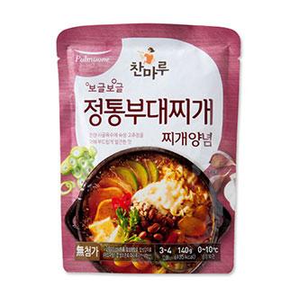 [슈퍼마트]풀무원 부대찌개양념 140g