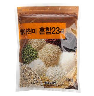 [슈퍼마트]발아현미혼합 23곡 1kg