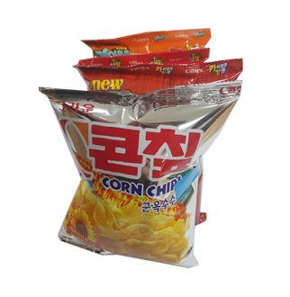 [슈퍼마트]크라운 멀티스낵4번들 240g