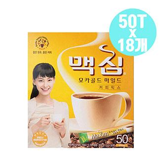 [88특가]맥심 모카골드 커피믹스 900T(50Tx18박스)