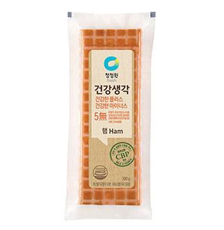 [슈퍼마트]청정원 건강생각햄 300g